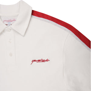 Courts Polo (White)