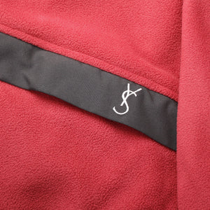 Nightshift Reversible Fleece (Red/Charcoal)