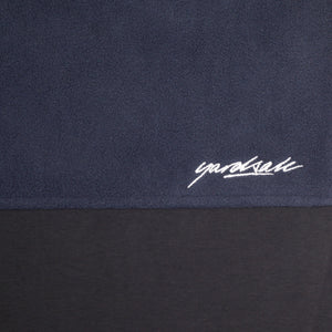 Fleece Track Bottoms (Navy)