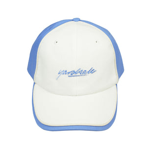 Pipeline Cap (White/Baby Blue)