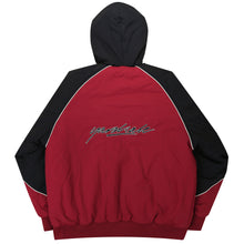 Reversible Jacket (Red/Black/Blue)