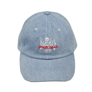 Skully Cap (Denim)