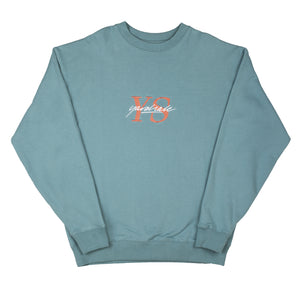 YS sweatshirt Teal