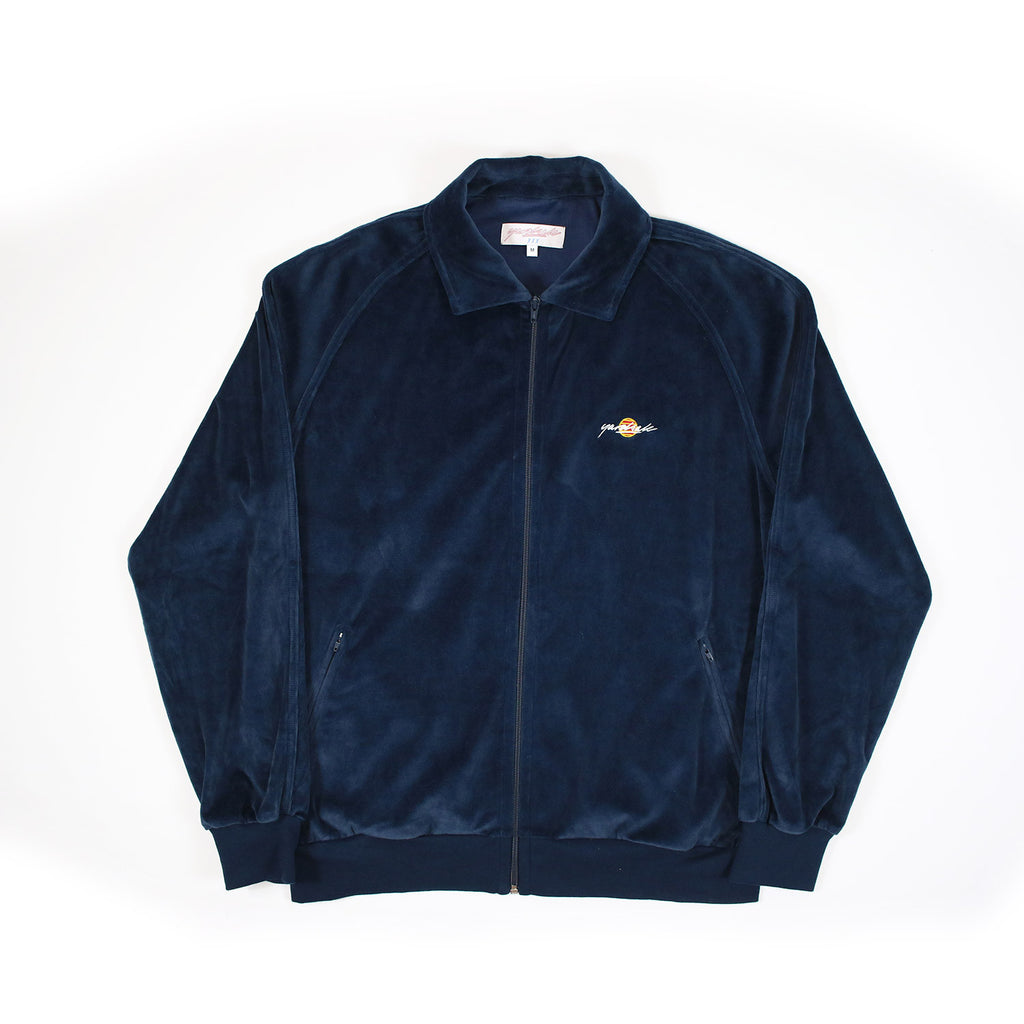 Sapphire Terry tracktop
