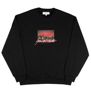 Tower Crewneck </br>(Black)