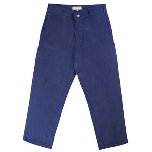 Corduroy Slacks Yale Blue