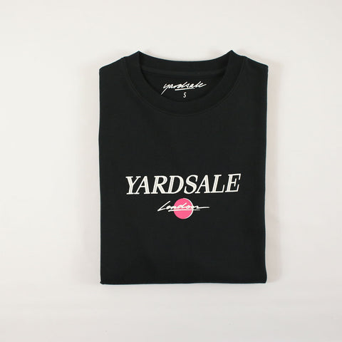 BLACK VALENTINE T-SHIRT