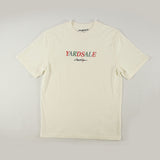 Cream Valentine T-shirt