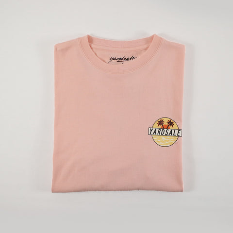 Salmon classic long-sleeve T-shirt