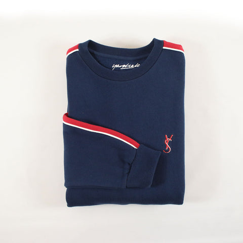 Navy Airforce sweatshirt