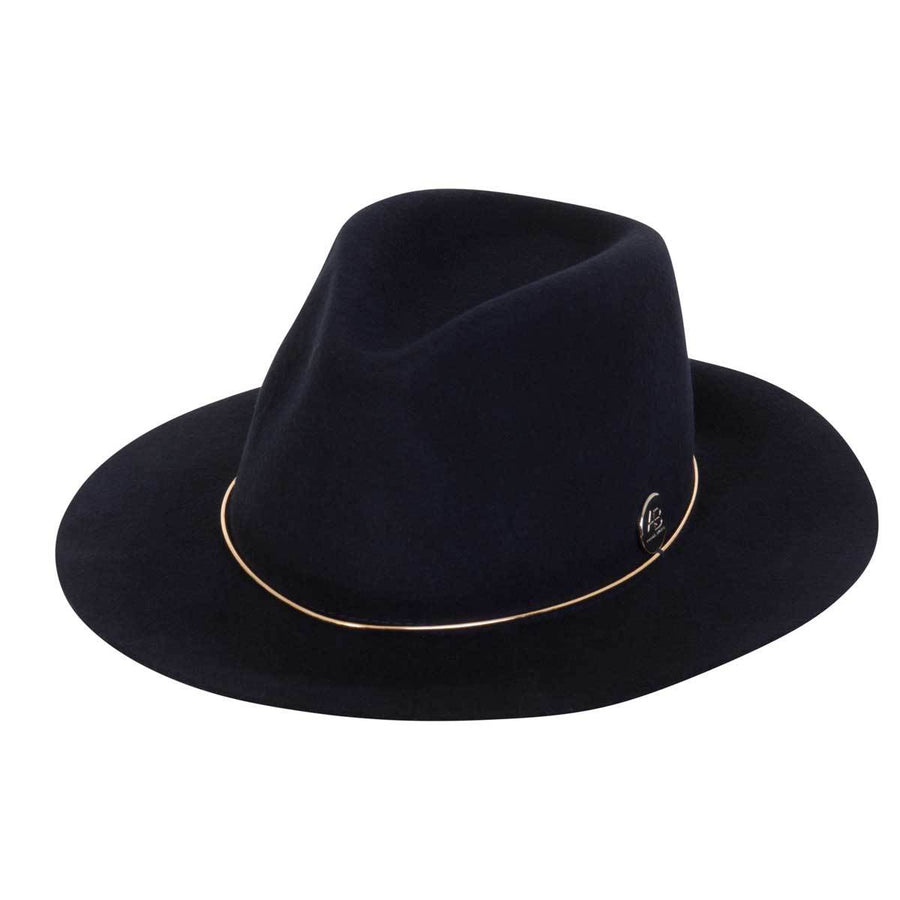 Bugsy  Hat - Navy - Annabel Brocks