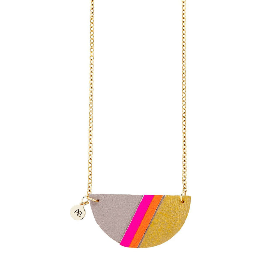 Half moon necklace - Annabel Brocks