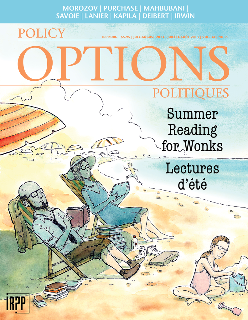 Summer Reading for Wonks   July-August 2013