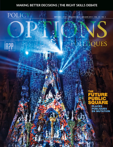 The Future of the Public Square | May-June 2014