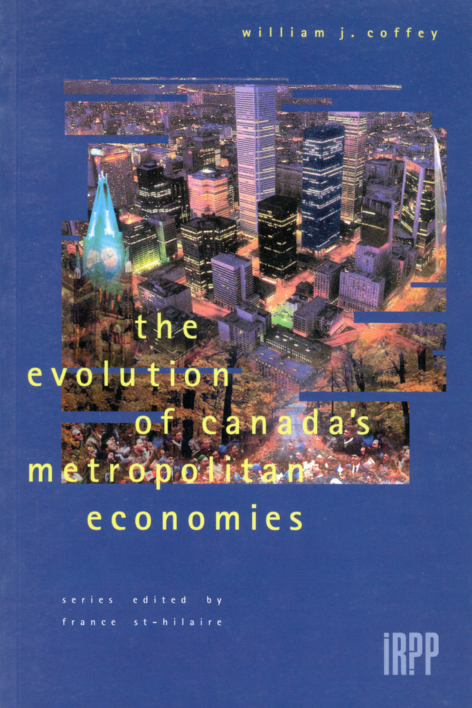 The Evolution of Canada's Metropolitan Economies