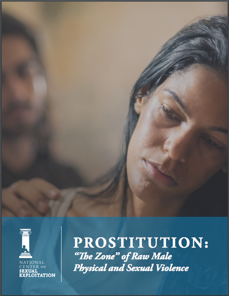 Prostitution: The Zone of Raw Male Physical and Sexual Violence