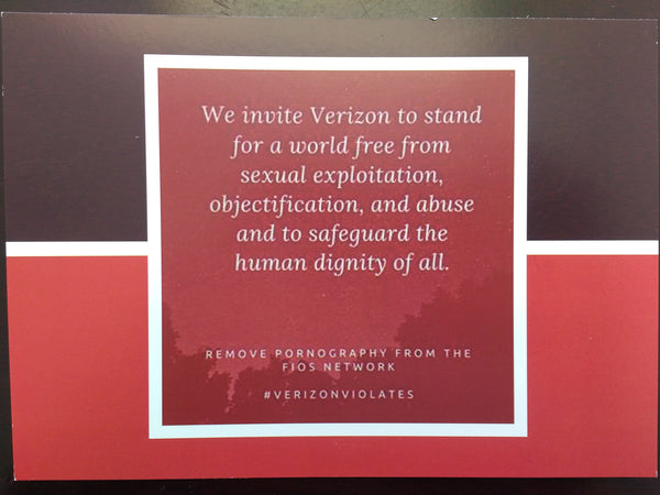 Verizon Headquarters Postcard 2