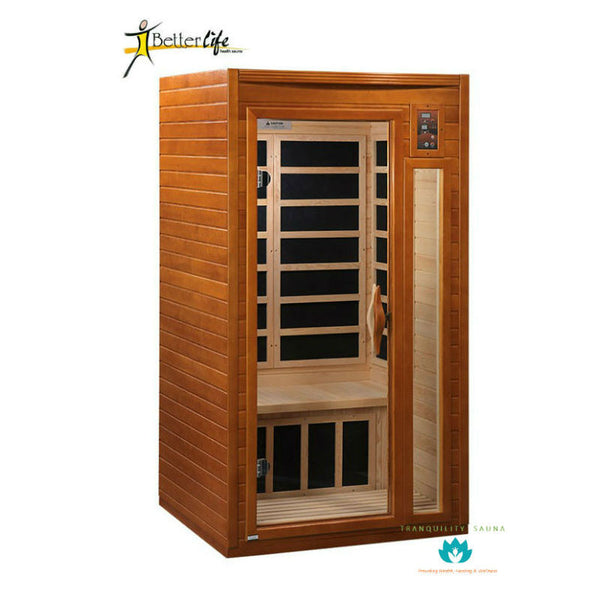 Buy Better Life BL6106 1-2 Person Carbon Infrared Sauna Online