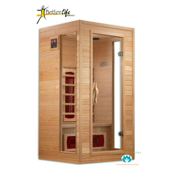 Buy Better Life BL9101 1-2 Person Carbon Infrared Sauna Online
