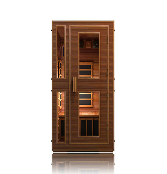 Buy JNH Freedom 1 Person Carbon Infrared Sauna Online