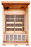 HeatWave Yukon (SA1309) 2 Person Carbon Infrared Sauna
