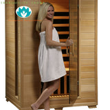 TheraSauna TS5651 2 Person Ultra Ceramic Infrared Sauna