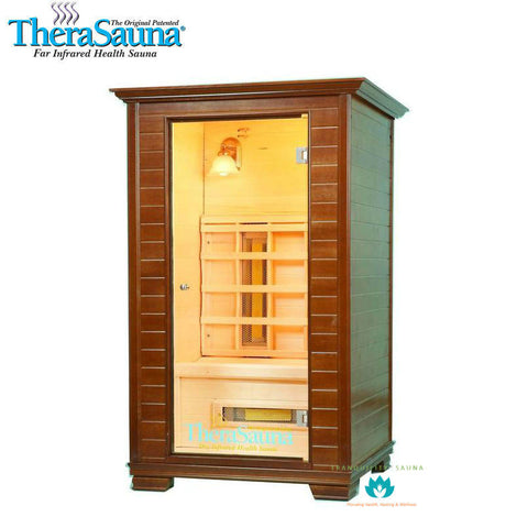 Buy TheraSauna TS4544 2 Person Ceramic Infrared Sauna Online