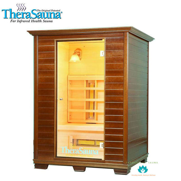 Buy TheraSauna TS5651 2 Person Ultra Ceramic Infrared Sauna Online