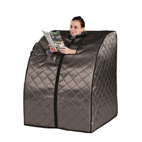 HeatWave Rejuvenator Portable 1 Person Infrared Sauna