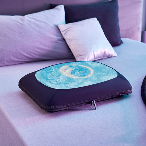 Hydraluxe+™ CoolFlip™ Double-Sided Memory Foam Pillow