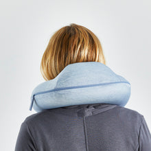 FreshFoam™ Washable Memory Foam U-Neck/Travel Pillow