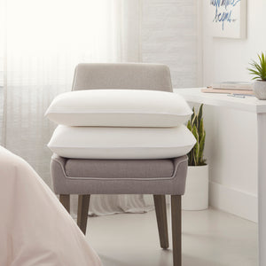 Memory Foam Pillows - Twin Pack