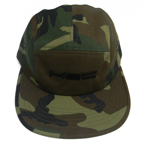 HBC Camo Cap - Hashtag Board Co.  - 1