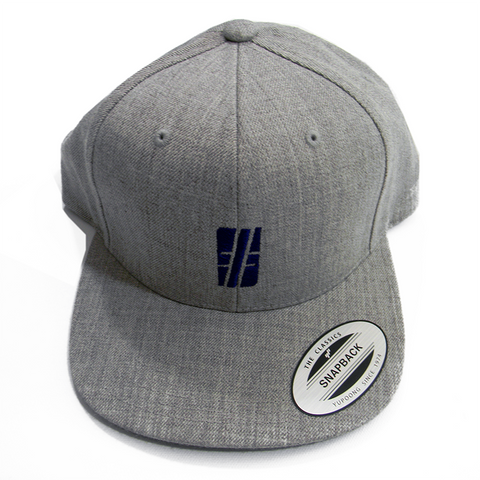Hashtag Logo Grey Cap - Hashtag Board Co.