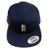 Multi Color Hashtag Five Panel Cap - Hashtag Board Co.  - 1