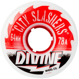 City Slasher 64MM Wheels - Hashtag Board Co.  - 3