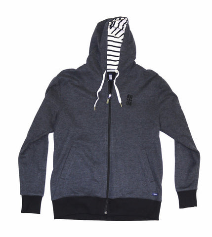 HBC Heather Grey Hoodie - Hashtag Board Co.  - 1