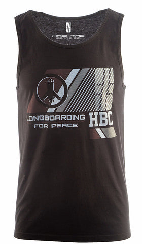 HBC L4P Modern Black Tank - Hashtag Board Co.