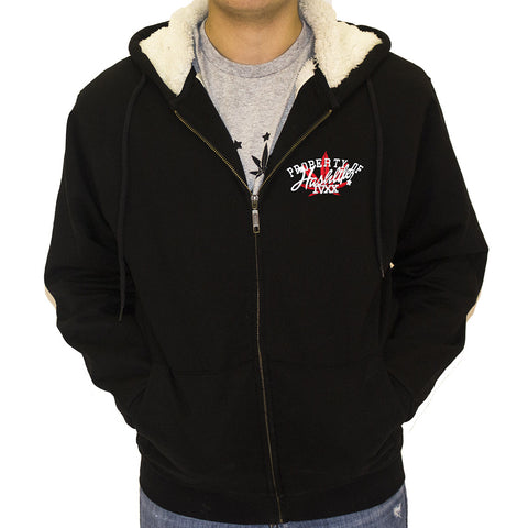 Hashlife Athletic Sherpa Warmup Hoodie - Hashtag Board Co.  - 1