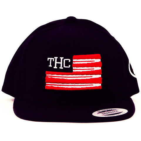 Presidential Hash Snapback - Hashtag Board Co.  - 1