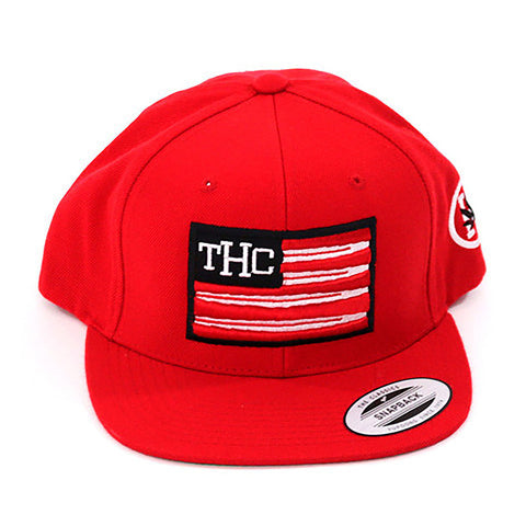 Presidential Hash Snapback - Hashtag Board Co.