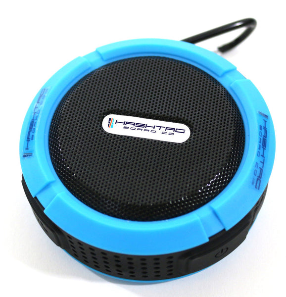 HBC Waterproof Speaker - Hashtag Board Co.