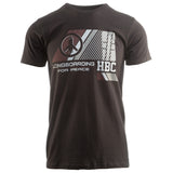HBC L4P Modern White T-Shirt - Hashtag Board Co.  - 2