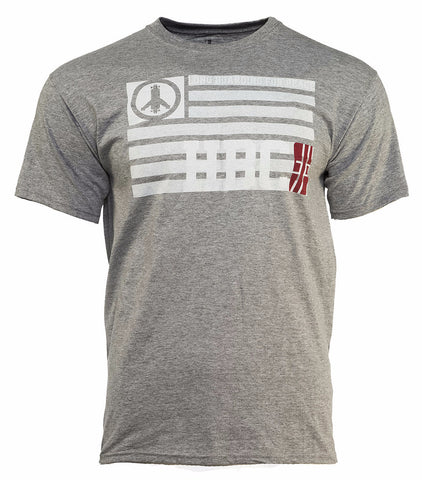 USA Peace Tee - Hashtag Board Co.  - 1