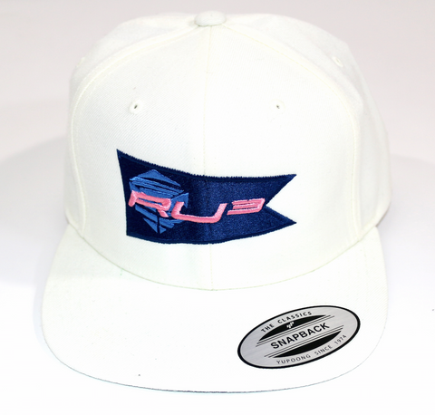 RU3 Snapback - Hashtag Board Co.  - 1