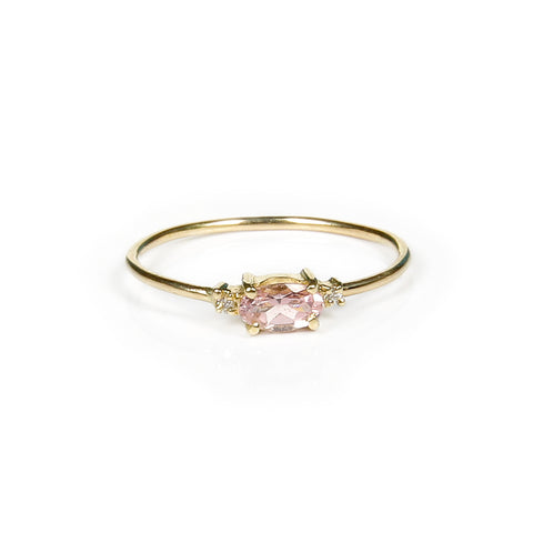 DREAM TOURMALINE DIAMONDS RING