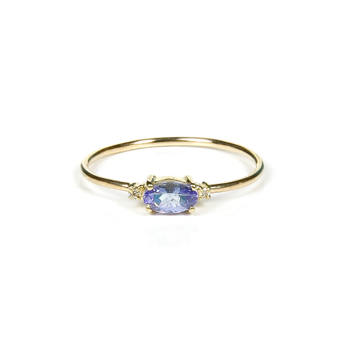 DREAM TANZANITE DIAMONDS RING
