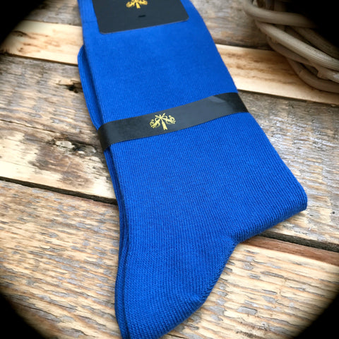 Luxury Men's Socks - Foxes