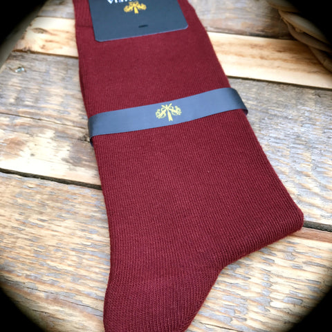 Luxury Men's Socks - Alto Douro