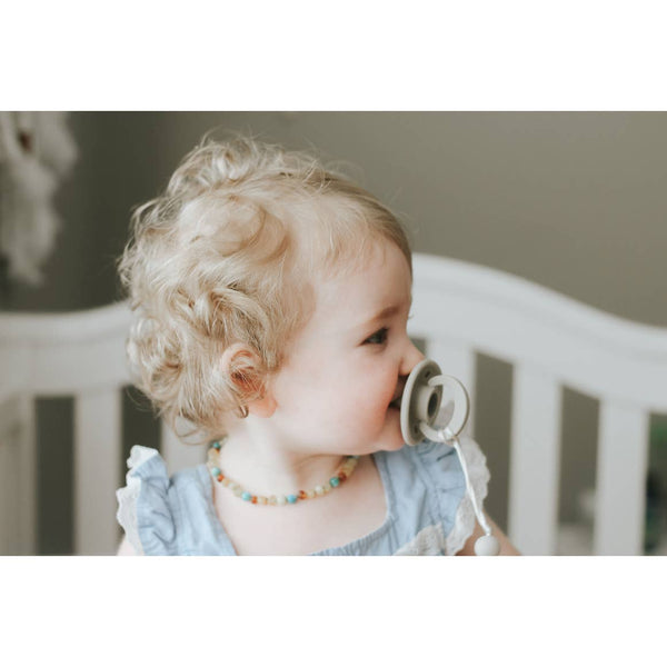 OLI pacifier - TAUPE